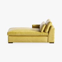 baker darcy chaise max