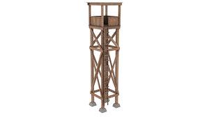 watch tower watchtower max