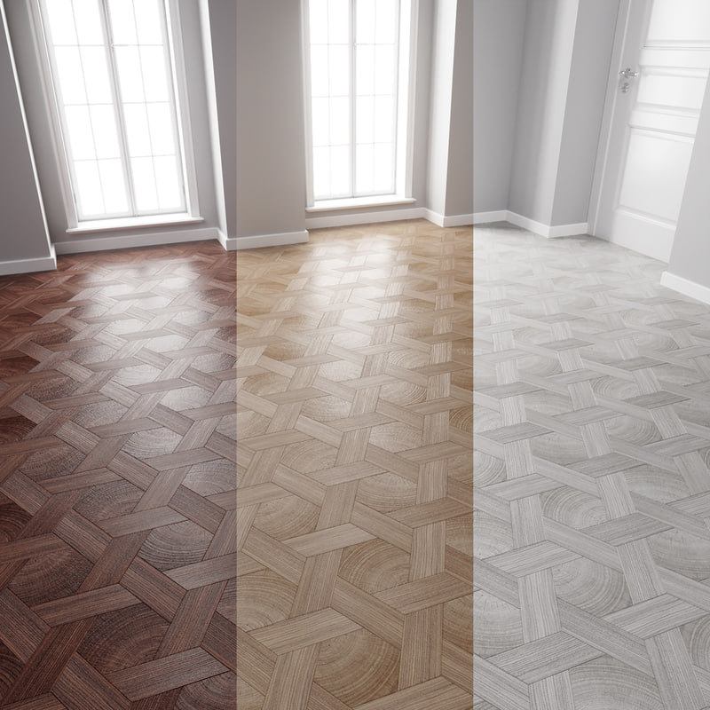 3d flooring hexawood equipe