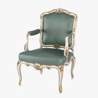 Salda Louis XV Armchair