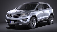 Lincoln MKC 2017 VRAY