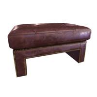 3d model footrest