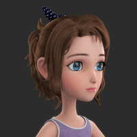 girl cartoon ma