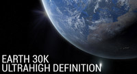Earth - 30k Photorealistic