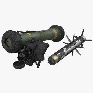 anti tank missile fgm-148 max