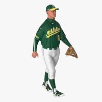 max baseball player rigged athletics
