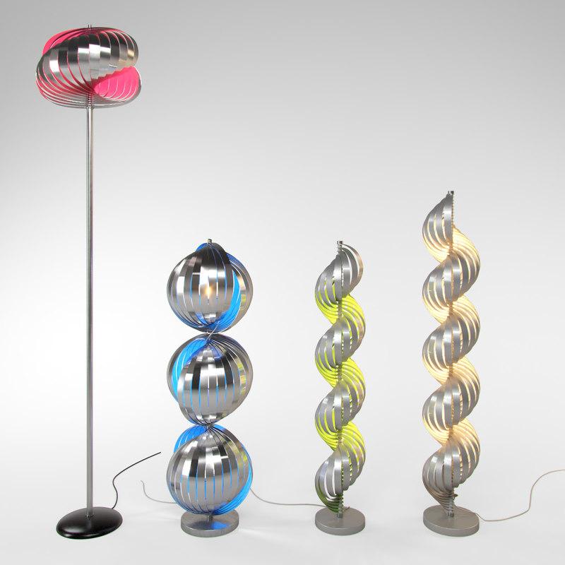 max floor lamps henri mathieu