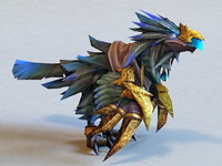 raven lord 3d max