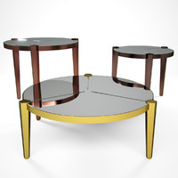 Fendi Casa Regina Coffee Table