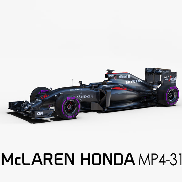 mclaren mp4-31 wheels max