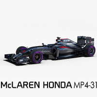 mclaren mp4-31 wheels max