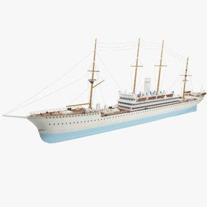 steamship russia max