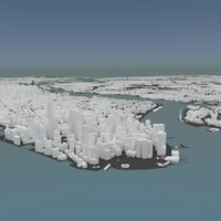 3d complete new york