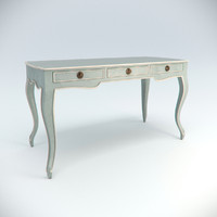 Currey and Company Salon Writing Desk