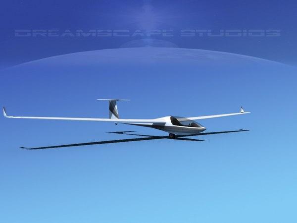 dg-300 glider max