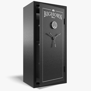 3ds bighorn classic 19ecx rigged