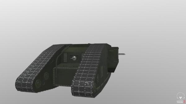 3d mark iv model