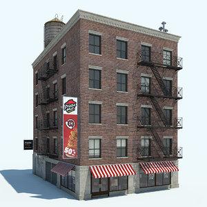 3d max nyc building 02