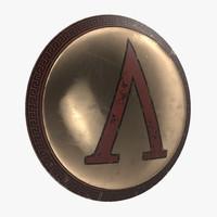 greek shield upside v max