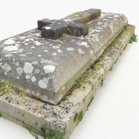 sarcophagus 3d max