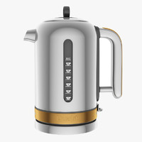 3d dualit classic kettle model