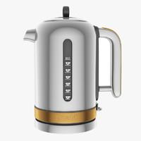 3d dualit classic kettle model