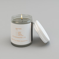 max realistic pressed roam candle