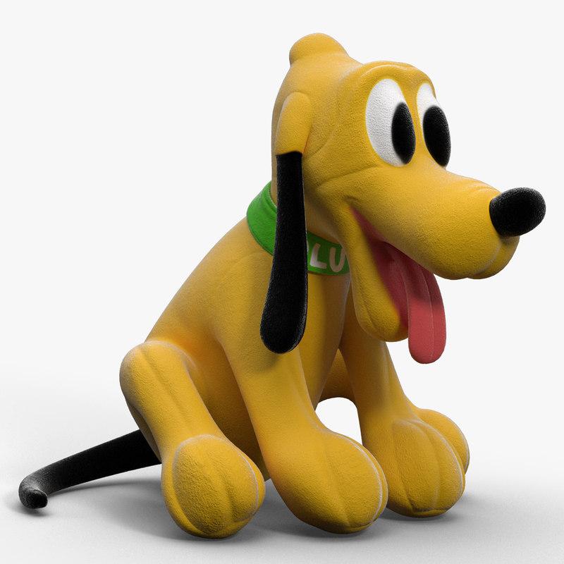 3d soft toy dog