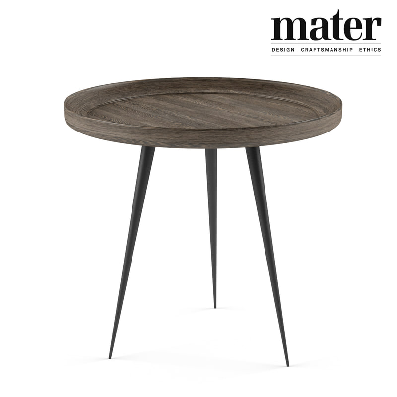 mater bowl table 3d max