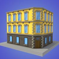 stylized building ma