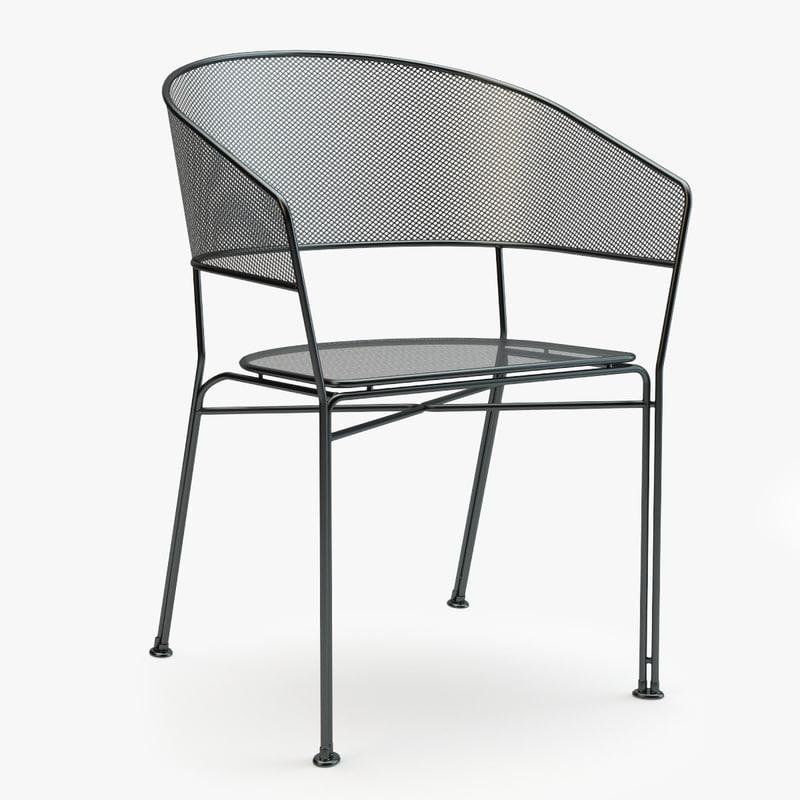 3d emu eclipse armchair