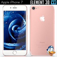 apple iphone 7 element 3ds