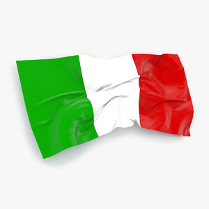 italian flag max