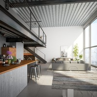 new york style loft max