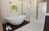 bathroom room 3d model