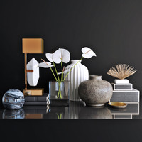 3d decor set