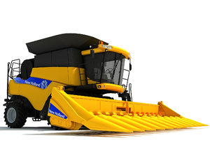 3d model new holland