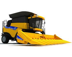 3d model new holland