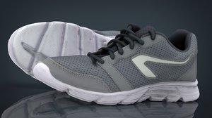 sneakers 3d obj