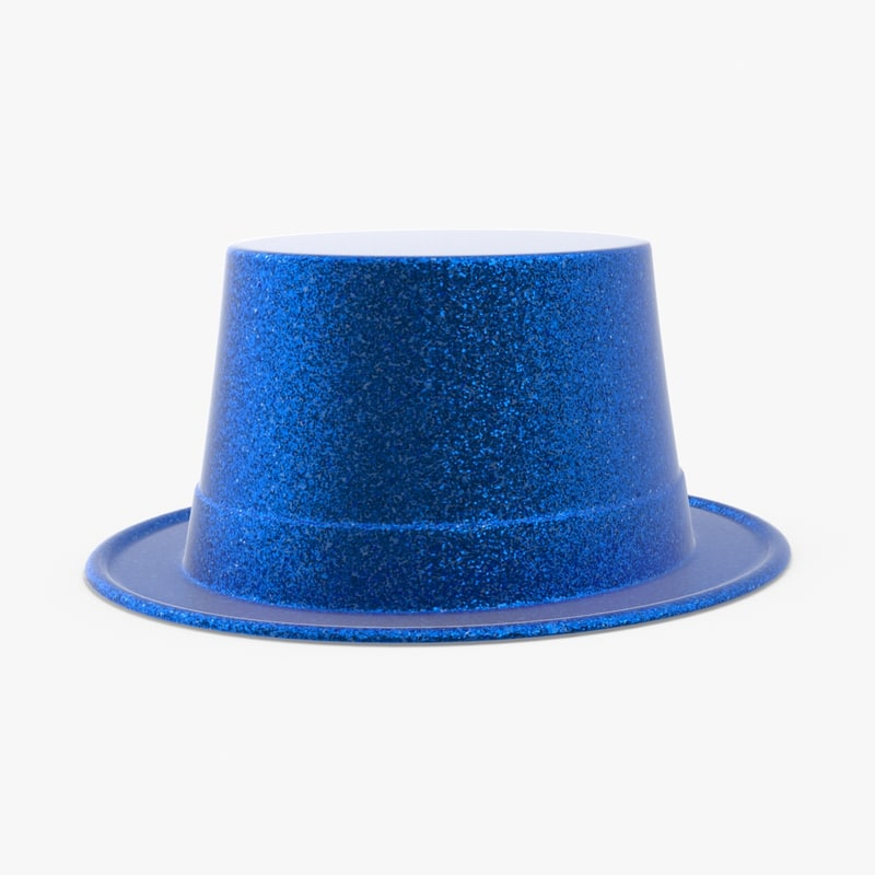 party hat 02 blue max
