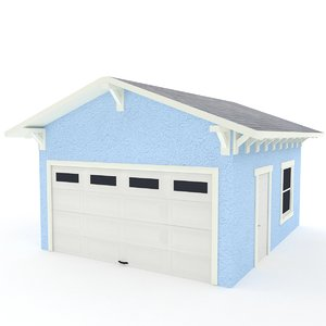 3d garage real time