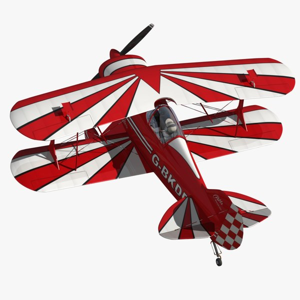 pitts s1 special 3d max