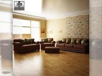 3d ashley livingroom ralston -