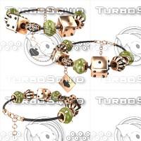 bracelet 3d fbx