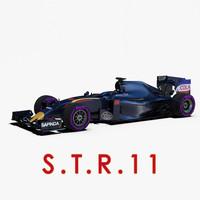 STR11 Car