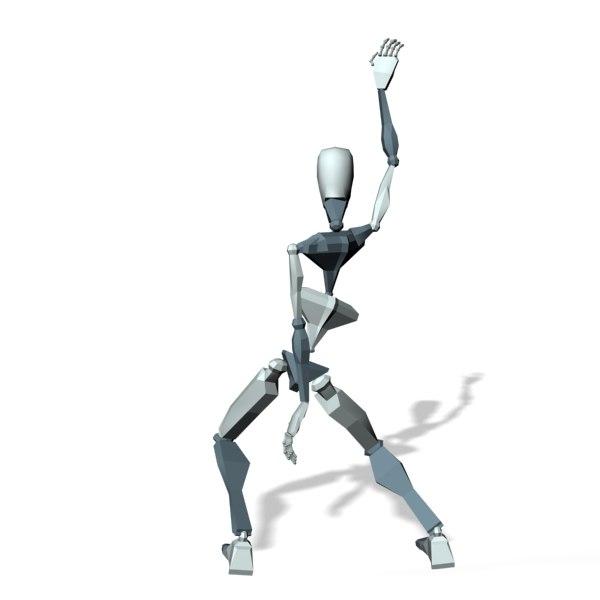 Freestyle dance 15