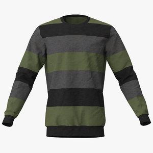 shirt 04 3d max
