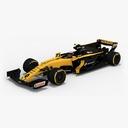 renault F1 3D models