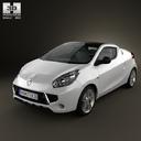 Renault Wind 3D models