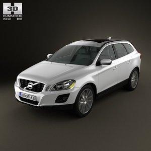 xc60 2009 3d model